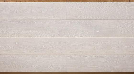 Legni del Doge   Impero Oak Bianco Neve by Itlas   Wood flooring