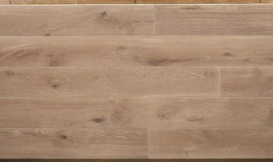 Tavole del Piave | Oak Spazzolato Torcello by Itlas | Wood flooring