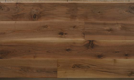 Tavole del Piave | European Walnut Accadueo by Itlas | Wood flooring