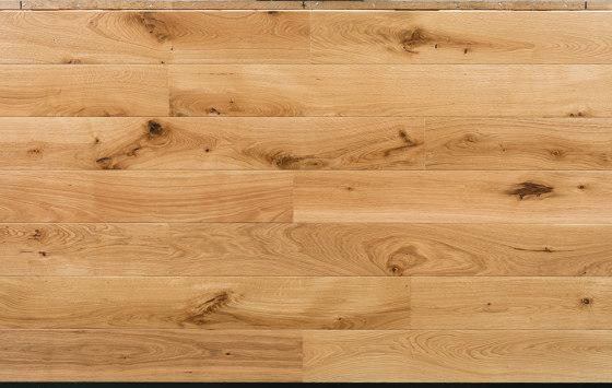 Tavole del Piave | Oak Accadueo by Itlas | Wood flooring