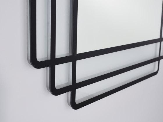 Contour by Deknudt Mirrors | Mirrors