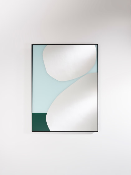 Mika Green by Deknudt Mirrors | Mirrors