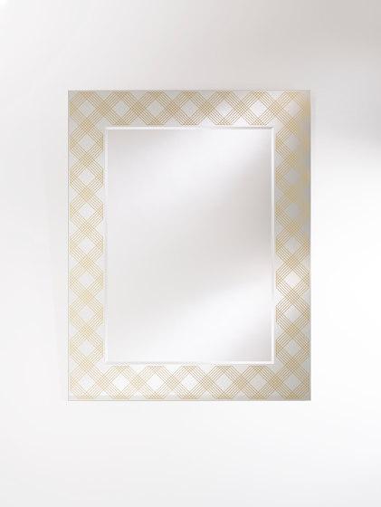 Zahia Bronze by Deknudt Mirrors   Mirrors