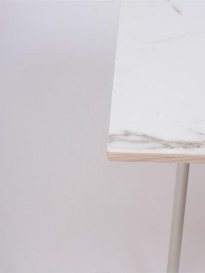 Bai Table Steel by ONDARRETA | Dining tables