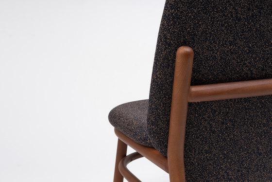 Lana Easychair Wood by ONDARRETA   Armchairs
