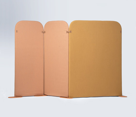 Ola Space Divider by ONDARRETA   Folding screens