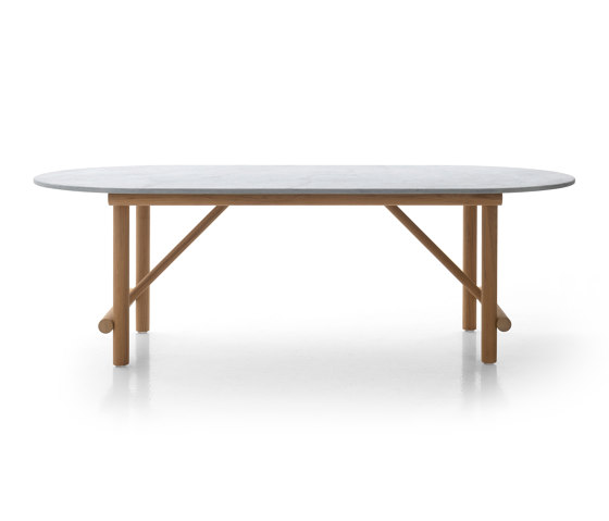 Ayana by B&B Italia | Dining tables