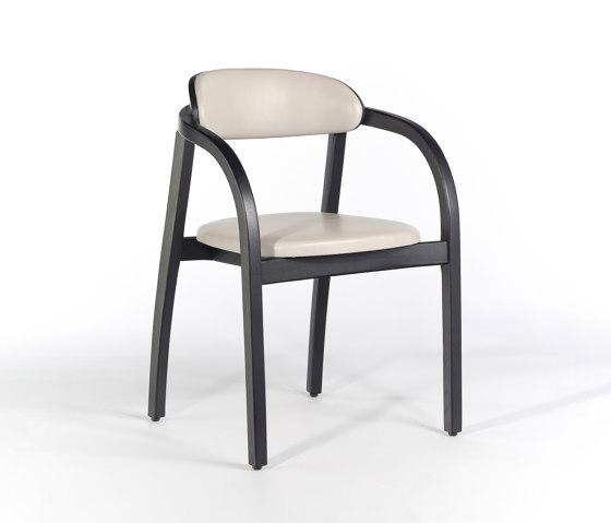 Arch Armchair - Oak Dark by Wildspirit | Chairs
