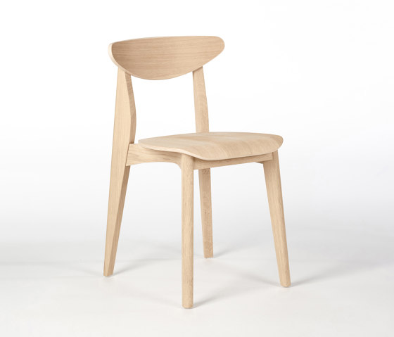 Ink Chair - Oak Natural by Wildspirit | Chairs