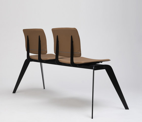 Don Bench 2 Places by ONDARRETA | Benches