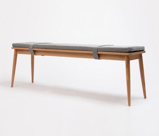 Oto Bench by ONDARRETA | Benches