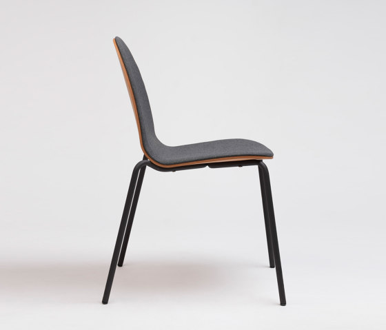 Bob Steel Chair by ONDARRETA | Chairs