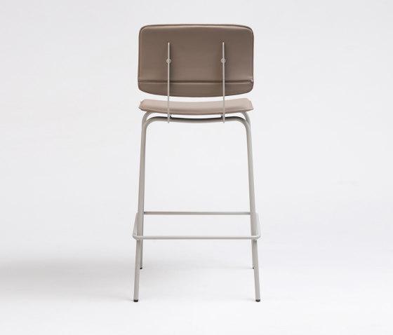 Don Stool Upholstered by ONDARRETA | Bar stools