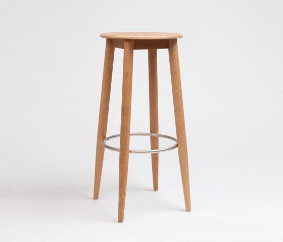 Oto Stool H75 by ONDARRETA | Bar stools