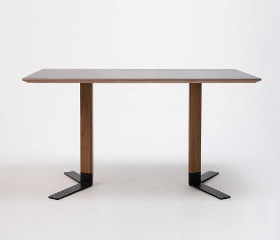 Tero Doble Pedestal by ONDARRETA   Dining tables