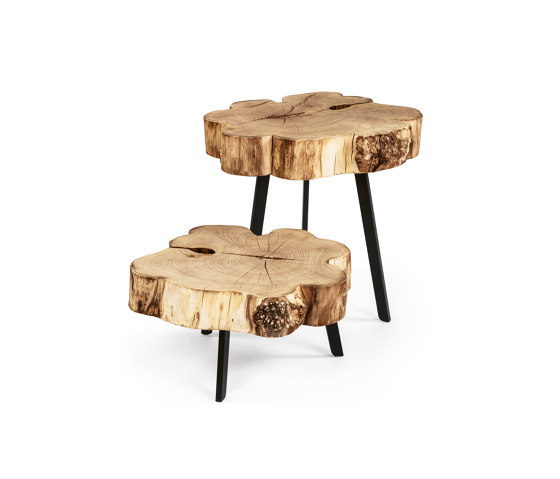 BC 05 Stomp Coffee- and Sidetable by Janua | Coffee tables