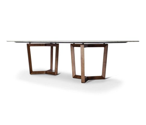 Bolero Ravel de Poltrona Frau | Tables de repas