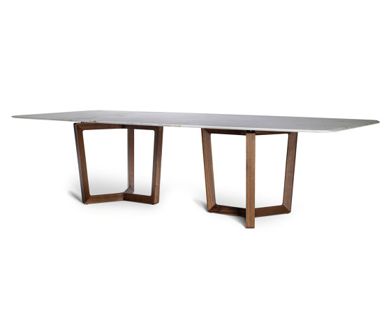 Bolero Ravel by Poltrona Frau | Dining tables