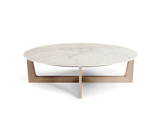 Ilary by Poltrona Frau | Coffee tables