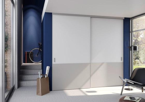 S 8000 Air sliding door system by raumplus | Internal doors
