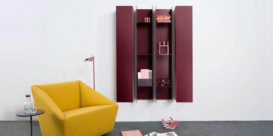 Mell shelf by interlübke | Shelving