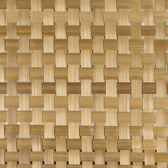 Decoration by natural materials   M01 by Caneplex Design   Wall-to-wall carpets