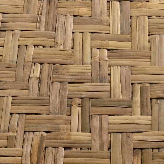 Decoration by natural materials | M08 by Caneplex Design | Wall-to-wall carpets