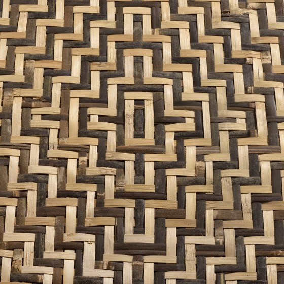 Decoration by natural materials | M09 by Caneplex Design | Wall-to-wall carpets