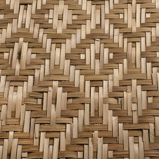 Decoration by natural materials | M10 by Caneplex Design | Wall-to-wall carpets