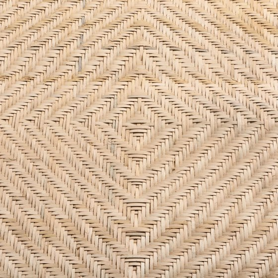 Decoration by natural materials | M20 by Caneplex Design | Wall-to-wall carpets
