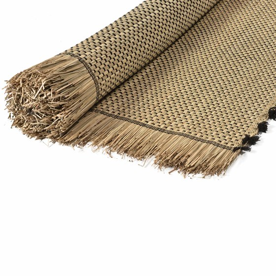 Decoration by natural materials | M28 by Caneplex Design | Wall-to-wall carpets