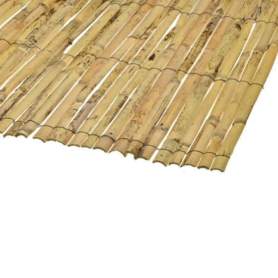Greek Cane | Split Greek Cane by Caneplex Design | Roofing systems