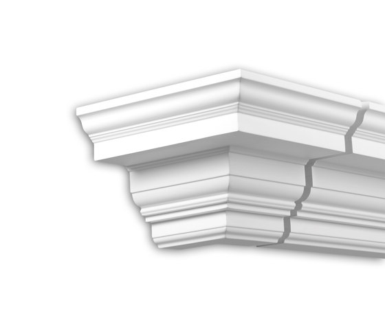 Facade mouldings - External Angle Joint Element Profhome Decor 432312 by e-Delux | Facade