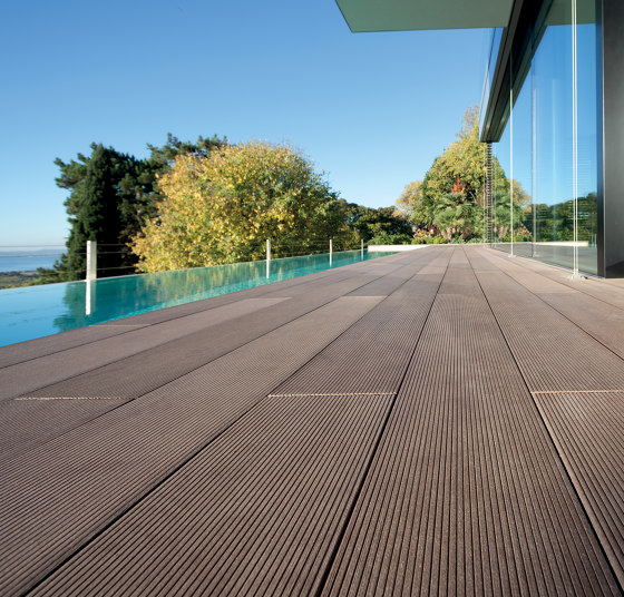 plus profile 200x21 by plasticWOOD | Decking systems
