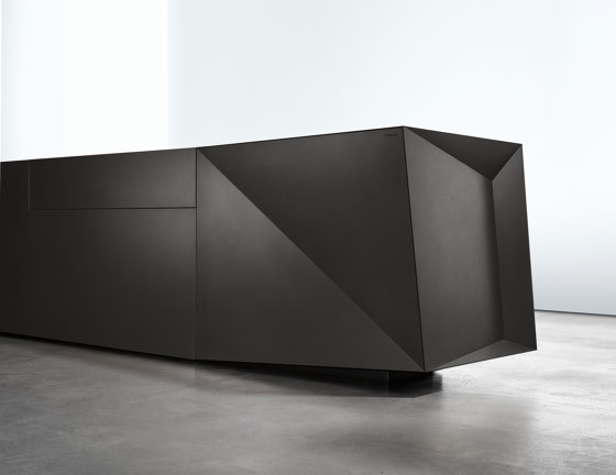 FOLD by steininger.designers   Modular kitchens