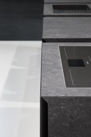 ROCK by steininger.designers | Modular kitchens