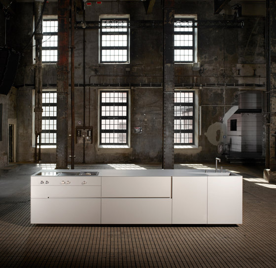 SLIM by steininger.designers | Island kitchens