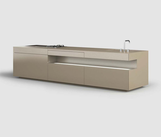 SLIM by steininger.designers | Compact kitchens