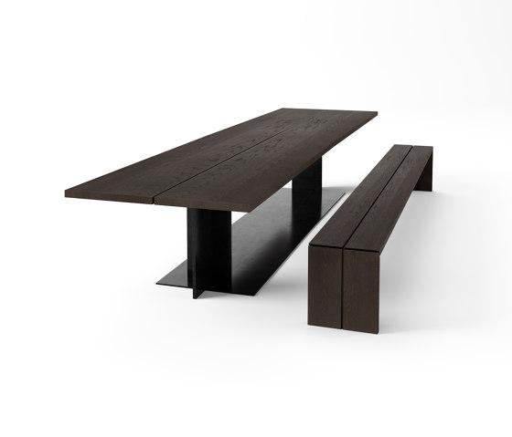 SPLIT by steininger.designers | Dining tables