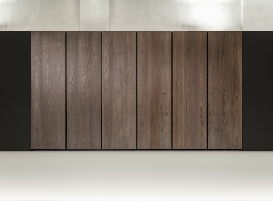 WALL by steininger.designers | Fitted kitchens