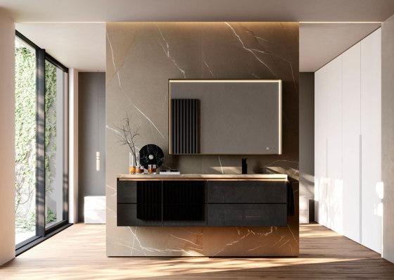 Cubik 5 by Ideagroup | Vanity units