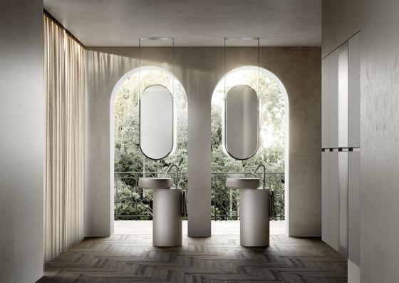 Cubik 10 by Ideagroup | Vanity units