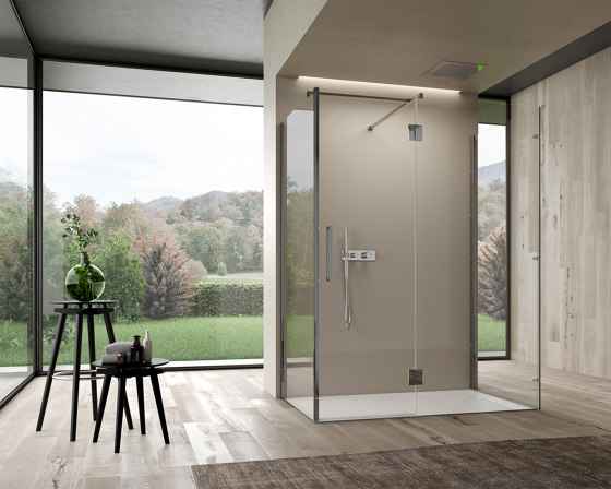 Easy by Ideagroup | Shower screens