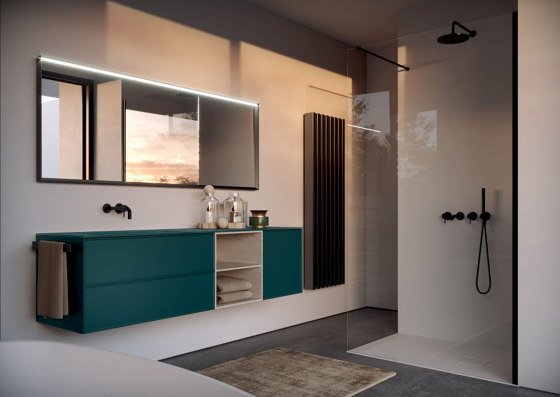 Form 1 by Ideagroup | Vanity units