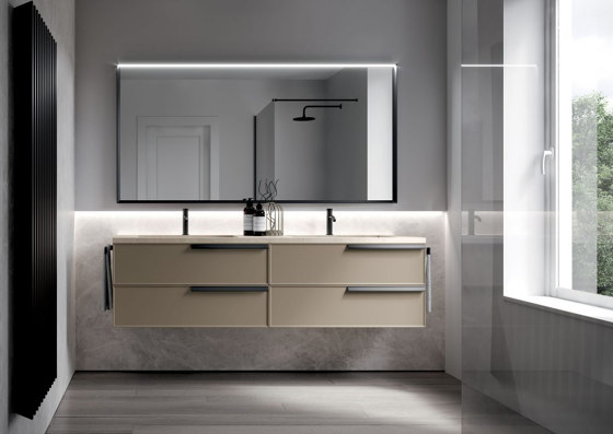 Form 5 by Ideagroup | Vanity units