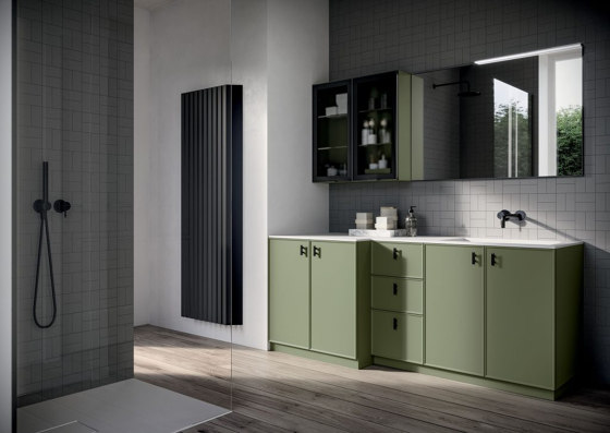 Form 12 by Ideagroup | Wall cabinets