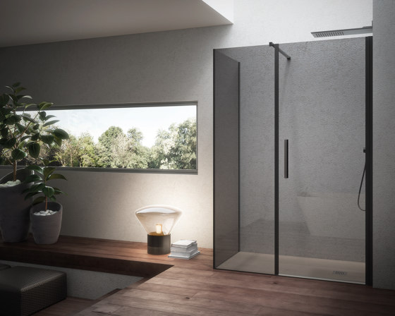 Luce by Ideagroup   Shower screens