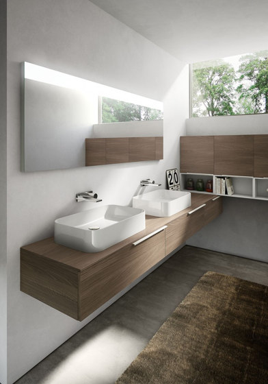 My Time 7 by Ideagroup | Wall cabinets
