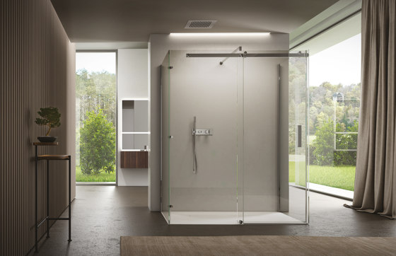 Oops by Ideagroup | Shower screens