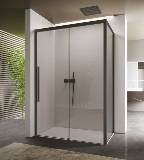 Space by Ideagroup | Shower screens